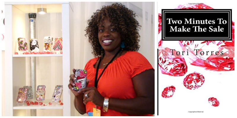 Tori Torres , author and founder of PoshLife