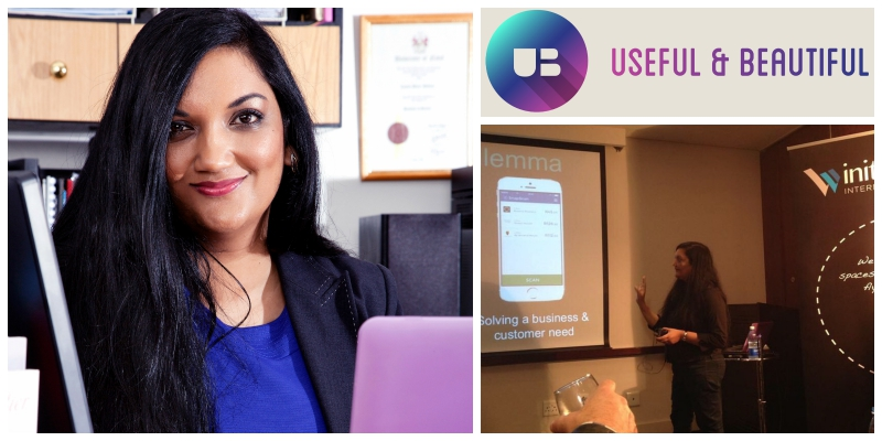 Lynette Hundermark , Managing Director and co-Founder of  Useful and Beautiful  (South Africa)