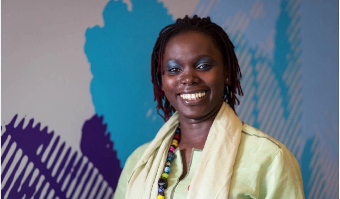 Mariéme Jamme , Senegalese-Born CEO, blogger, technologist and social entrepreneur