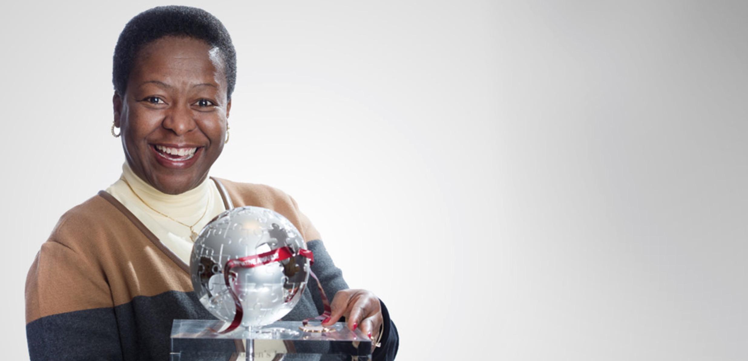 Chinwe Ohajuruka ,founder Comprehensive Design Services, Nigeria