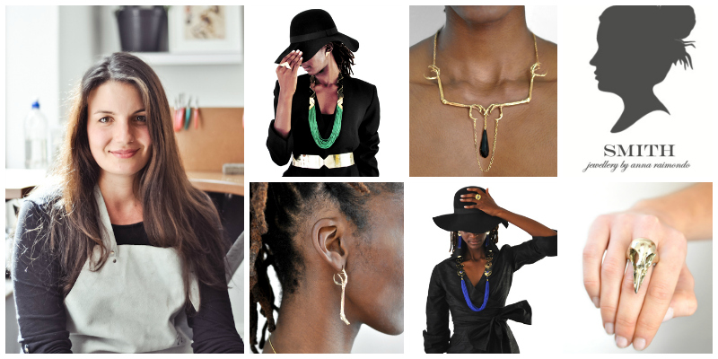 Anna Raimondo , founder of Smith Jewellery (South Africa)