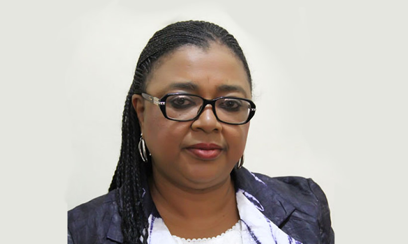 Angela Ajala ,National President of Business and Professional Women (BPW) in Nigeria