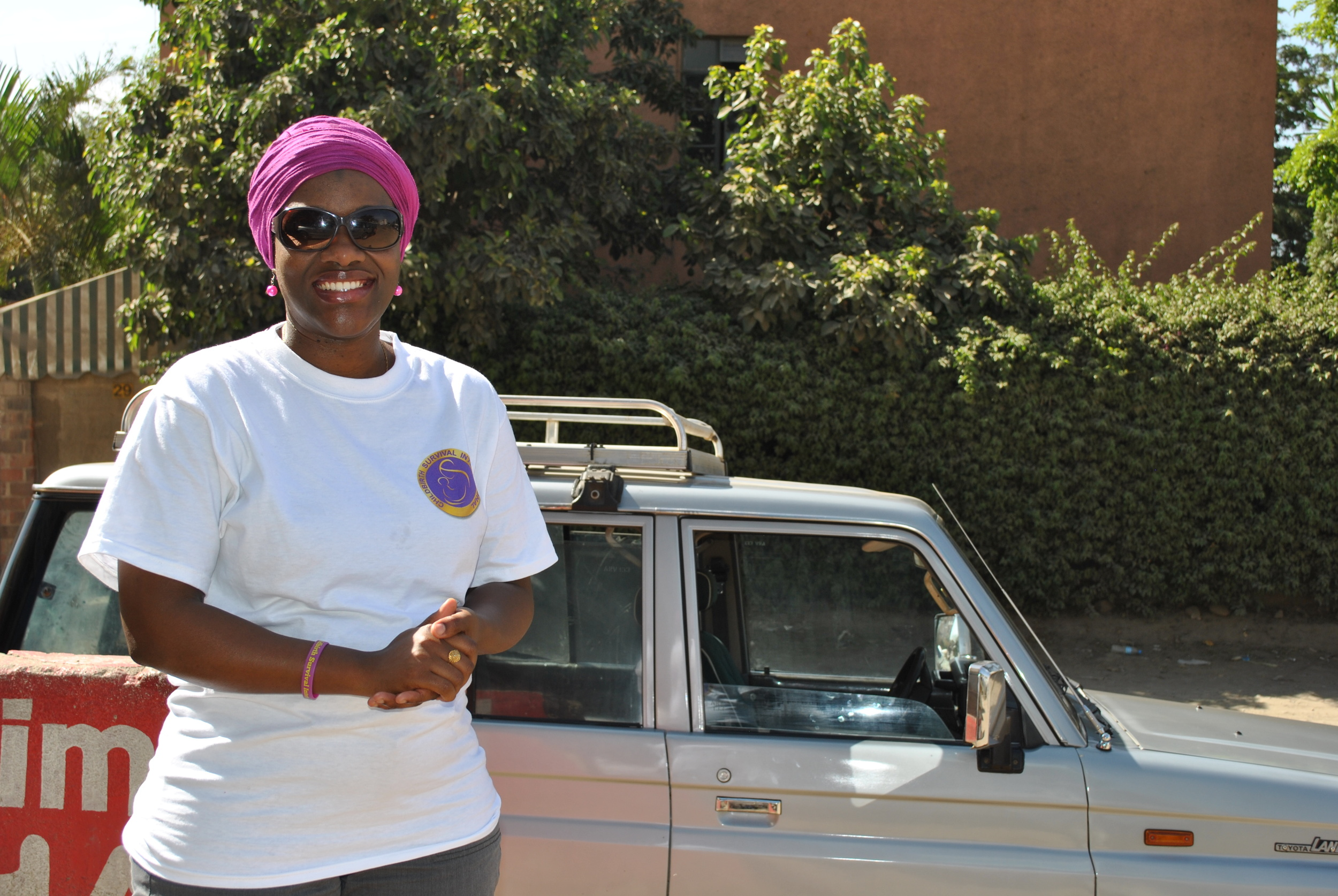 Tausi Suedi , Co-Founder & Country Team Leader, Childbirth Survival International