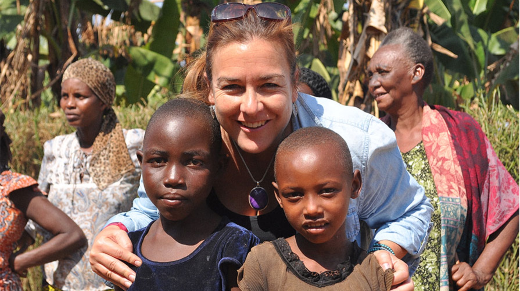 Sarah Collins ,founder and CEO of  Wonderbag (South Africa)