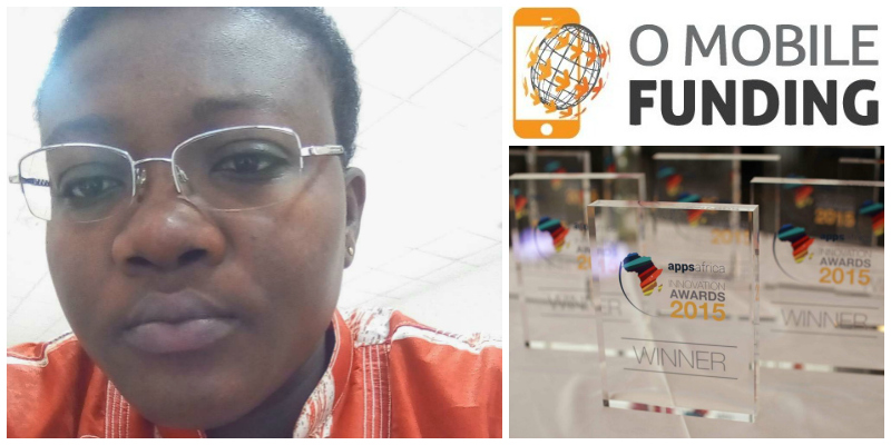 Emefa Kpegba , founder and CEO of e-Technopole