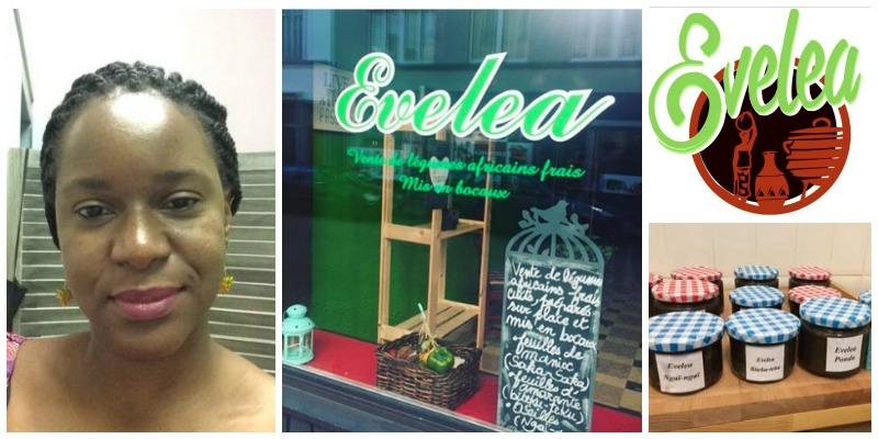 Bomanga Ngoi Longango,  founder of  Evelea Foods