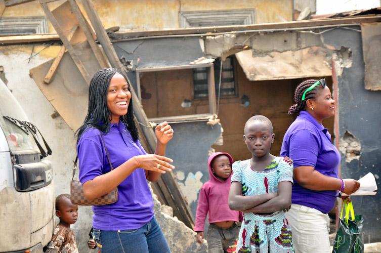 Bilikiss Adebiyi-Abiola , founder of  WeCyclers