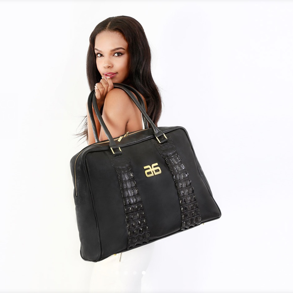 The Grande Hannes Tote | by Londré Tan | founder, Lilian Muhammed (South Africa)