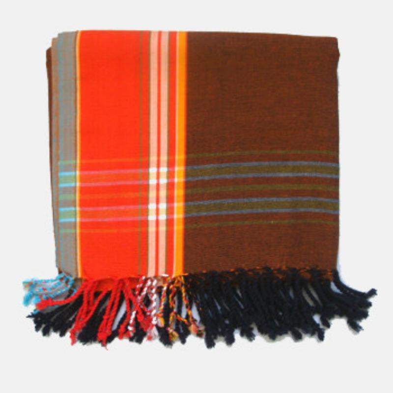 Kikoy Beach Towel | by Bantu Wax | founder, Yodit Eklund (Senegal)