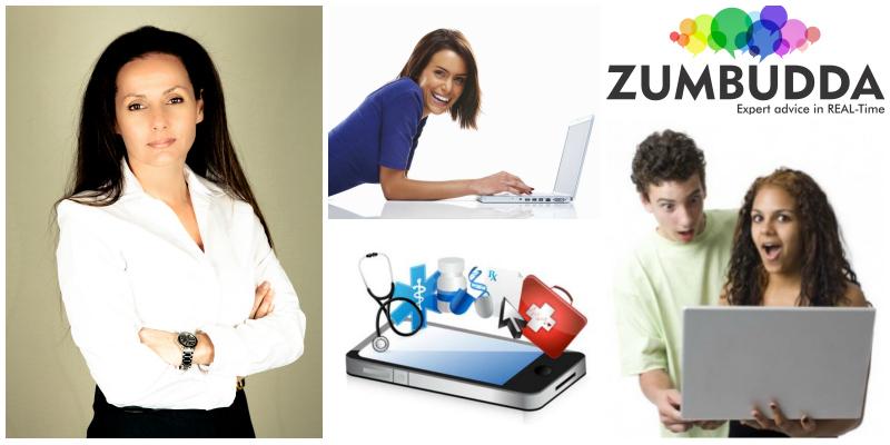 Gaby Lobban , founder of  Zumbudda (South Africa)