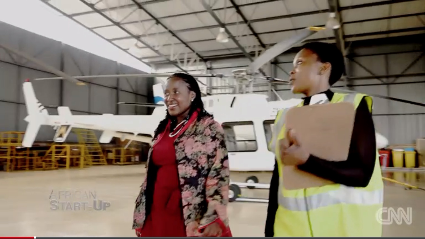 Source: CNN African Startup --- Watch Sibongile Sambo share her entrepreneurial journey