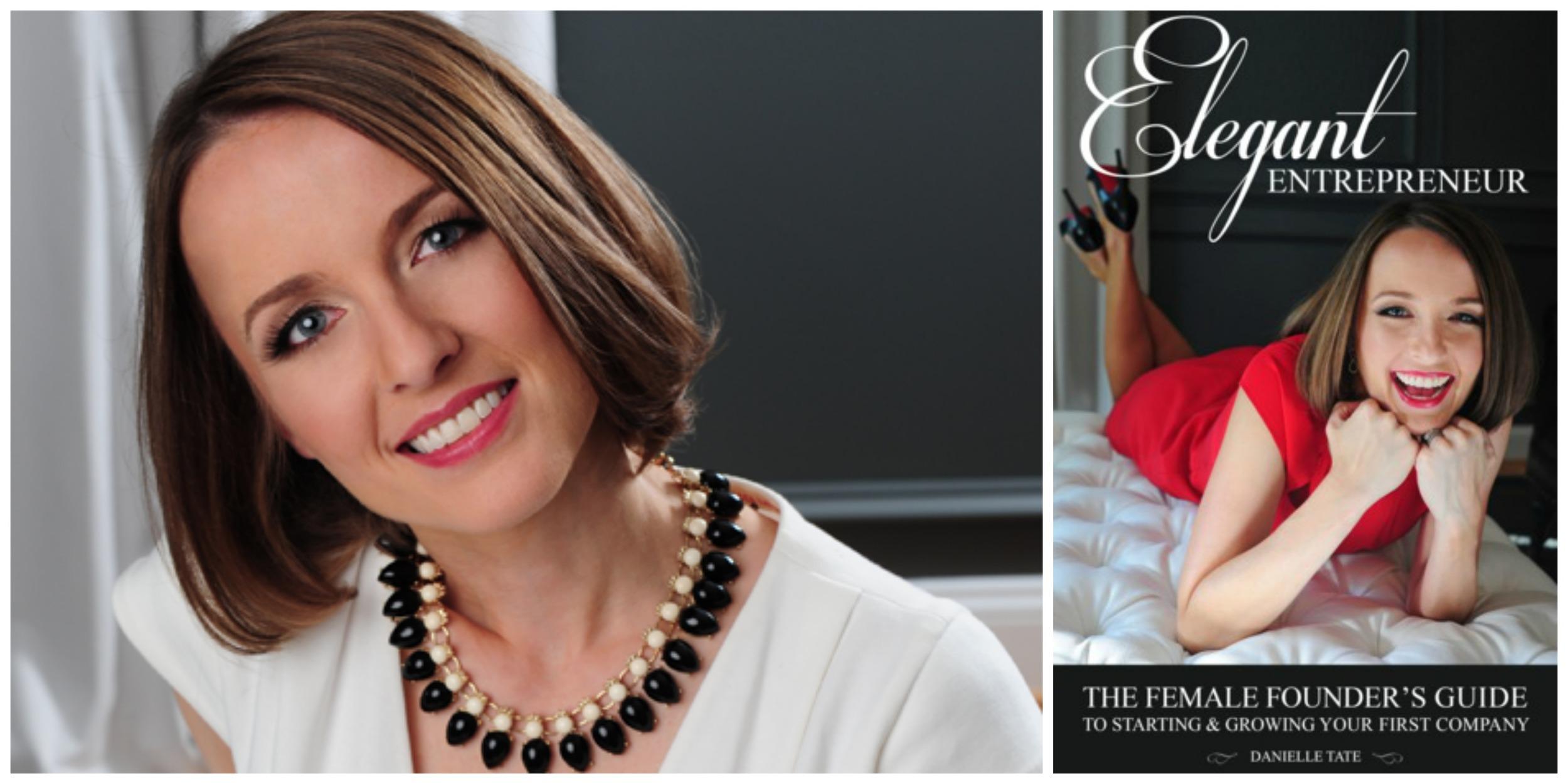 Danielle Tate , author and entrepreneur
