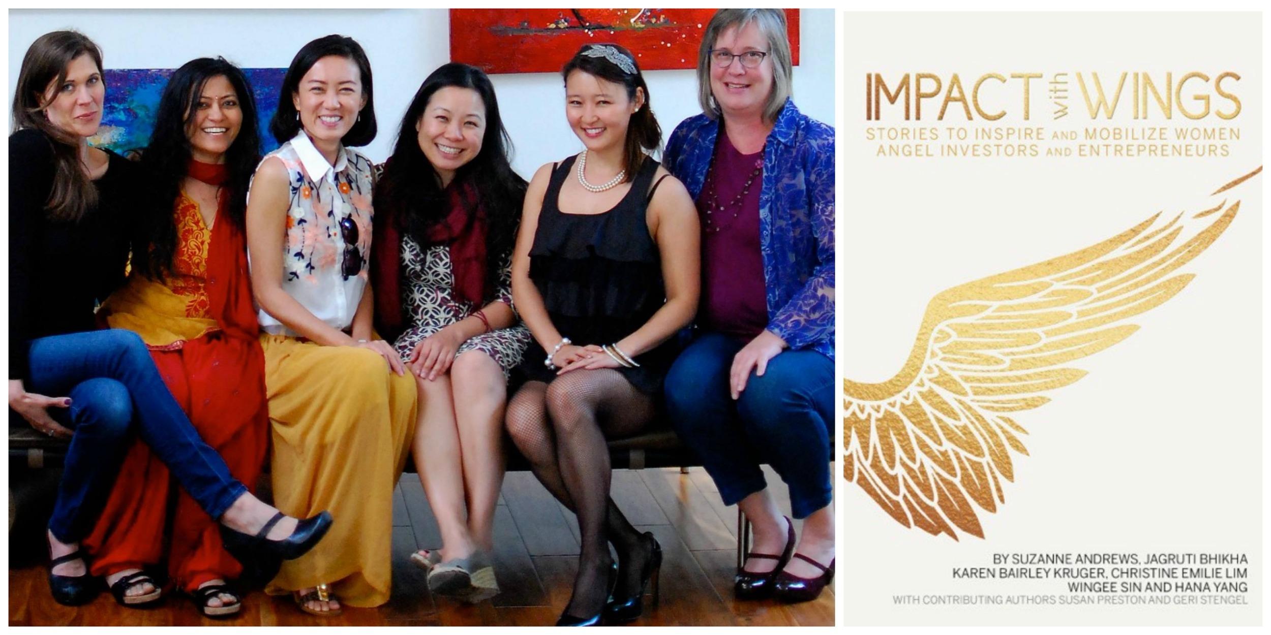 Karen Bairley Kruger,Jagruti Bhikha,CE Lim, Wingee Sin, Hana Yang and Suzanne Andrews