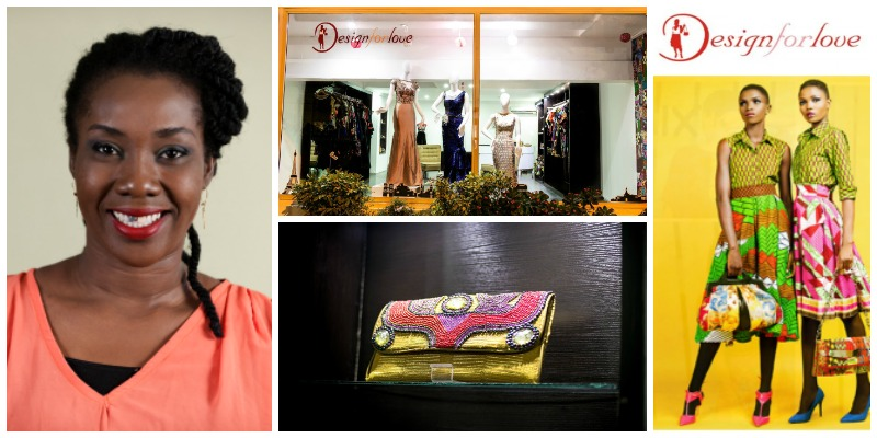 Wunmi Amokeodo , founder of Design for Love (Nigeria)