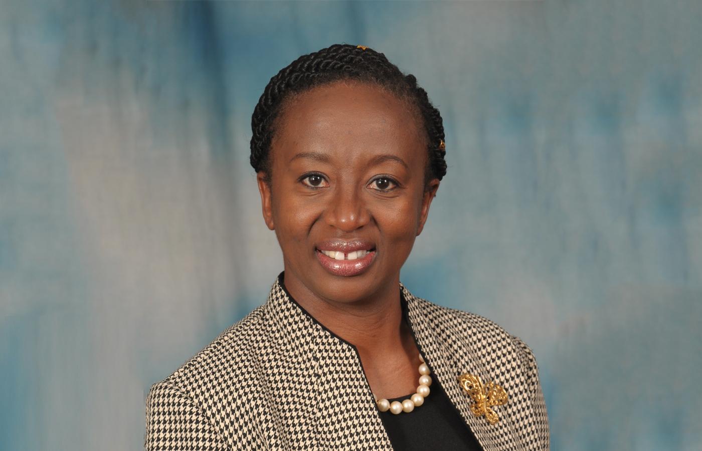 Eva Muraya, founder and CEO of  Brand Strategy and Design (Kenya)