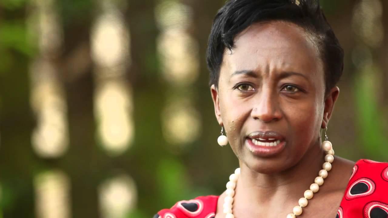 Eva Muraya , founder and CEO of  Brand Strategy and Design  (Kenya)