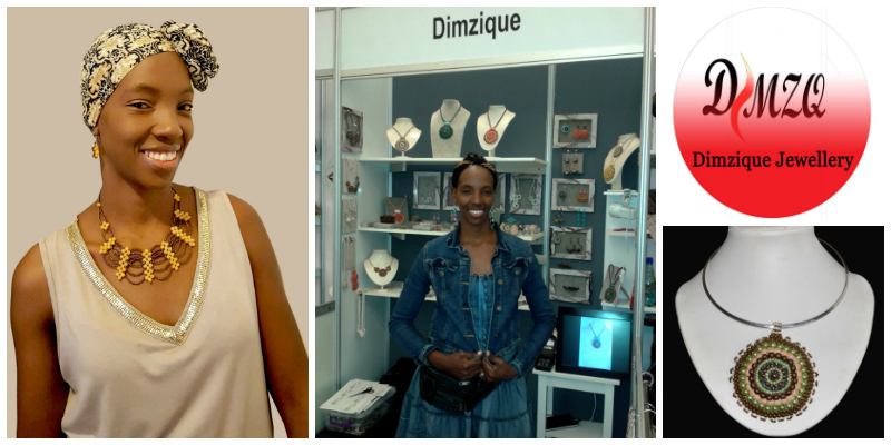 Yvonne Manyiki , founder of  Dimzique Enterprise  (South Africa)
