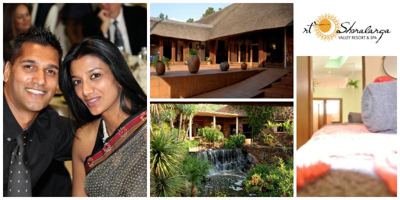 Nish & Hanita Muthray , founder of  Nt Shonalanga Valley Resort  (South Africa)
