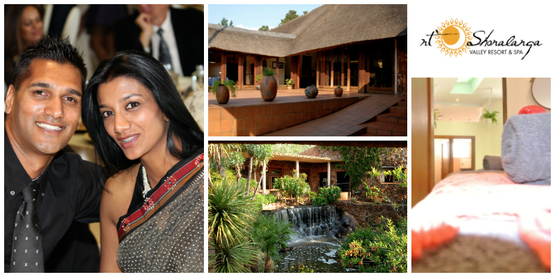 Nish & Hanita Muthray , founder of  Nt Shonalanga Valley Resort  (South Africa)