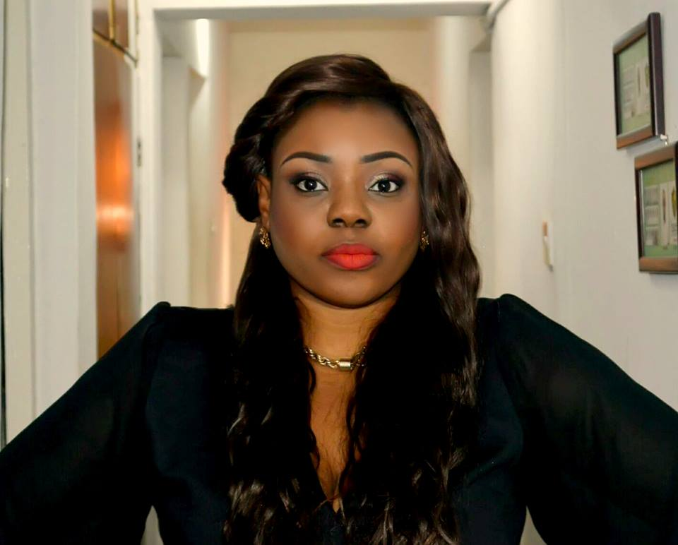Rosemary Obi, founder of  Project FX Make-Up Show Africa  (Nigeria)