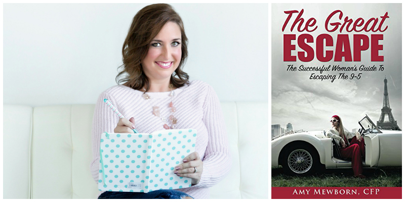 Amy Mewborn , author and serial entrepreneur