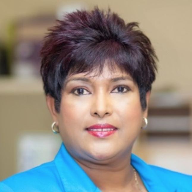 Indrani Govender , Founder & Director,  Ricinz Constructions  (South Africa)