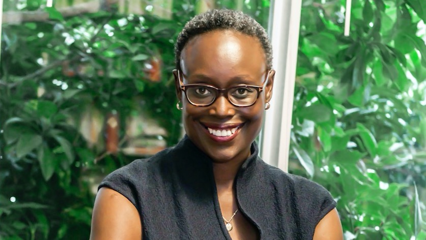 Memuna Williams , founder of Avantgarde Translations
