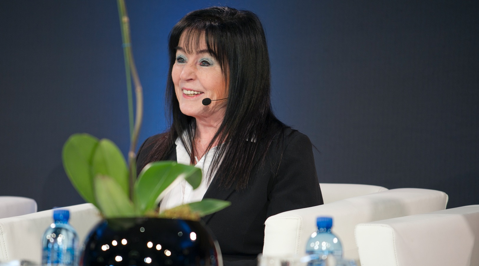 Angela Dick , founder and ceo of Transman, South Africa