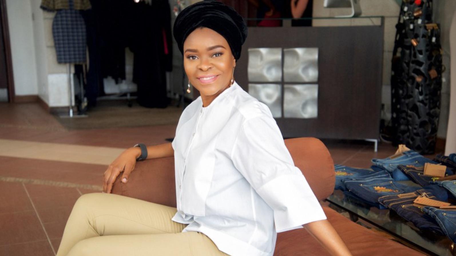 Deola Sagoe ,founder of  Deola (Nigeria)