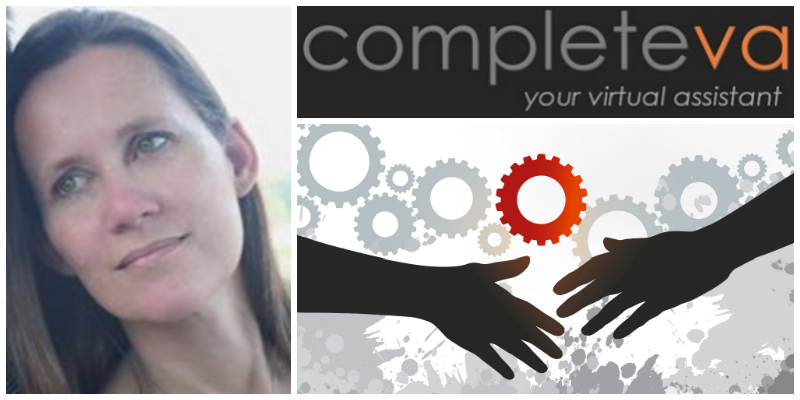 Martie Cronje , founder of  Complete VA (South Africa)