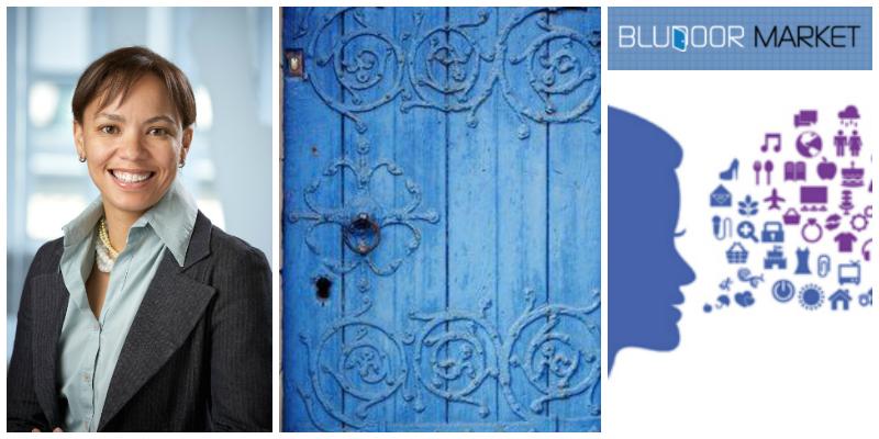 Jolene Roelofse,  founder of  Bludoor Market  (South Africa)