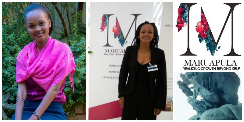 Kelebogile Makhafola , founder of Maruapula Brand (South Africa)