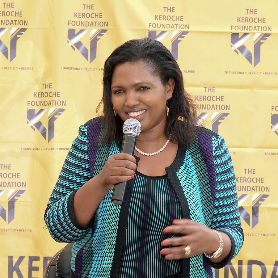 Tabitha Karanja, founder and CEO of Keroche Breweries