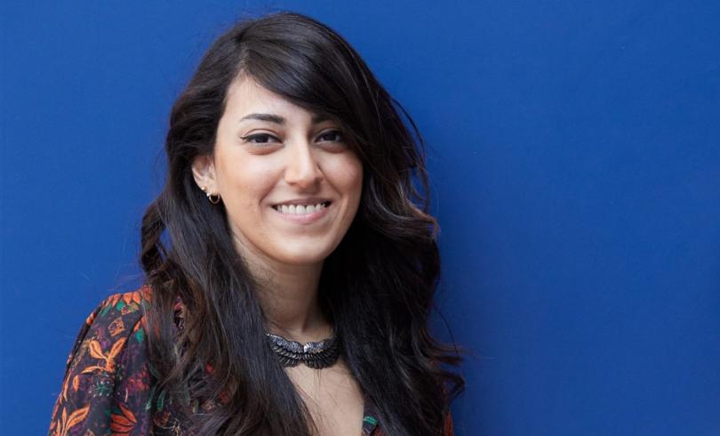 Mariam Hazem, co-founder of  Reform Studio (Egypt)