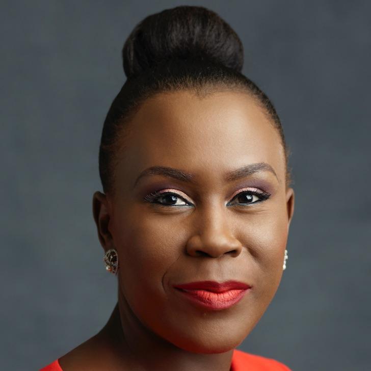 Tara Fela Durotoye , Founder & CEO of  House of Tara International (Nigeria)