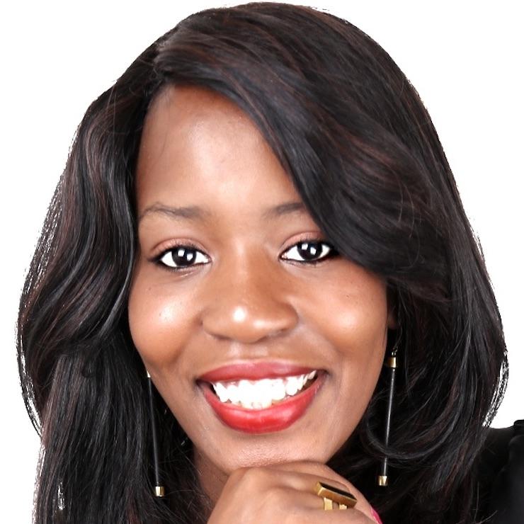Catherine Mahagu , Co-founder,  Soko (Kenya)