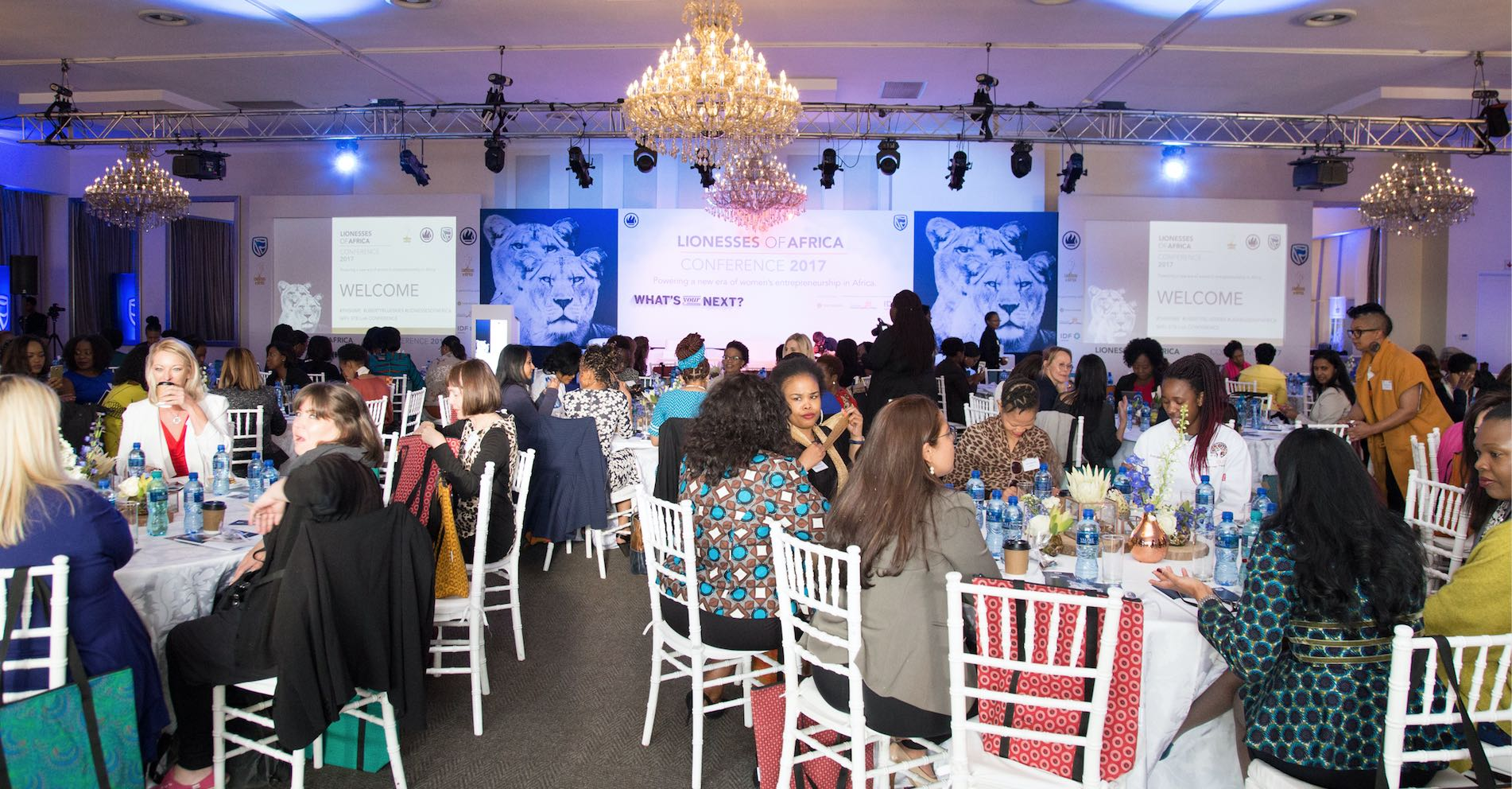 Lionesses of Africa Annual Conference 2017 -
