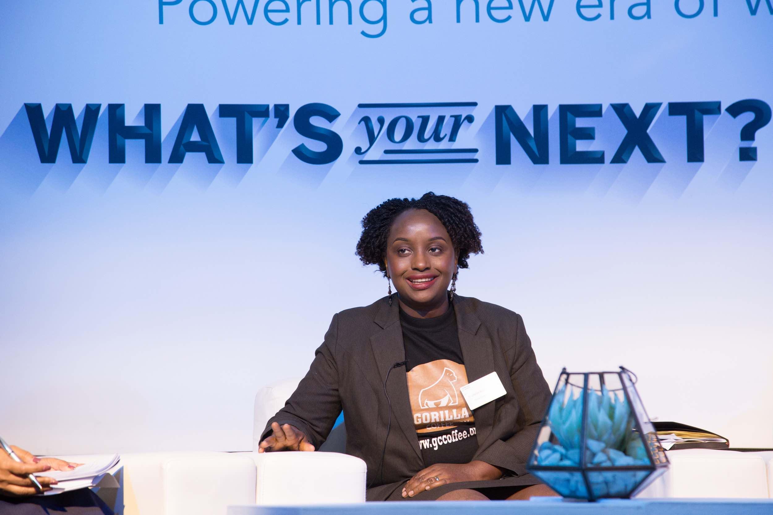 Dr Gladys Kalema Zikusoka