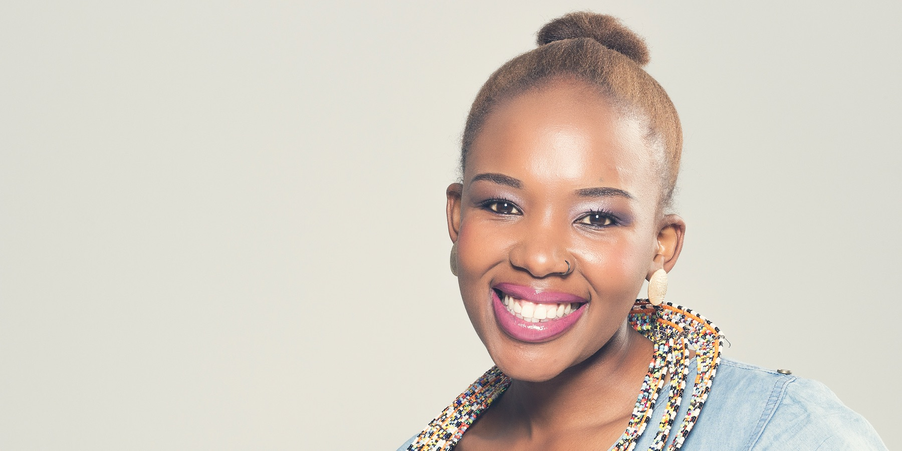 Sihle Hlophe  is the founder of  Passion Seed Communications  in South Africa