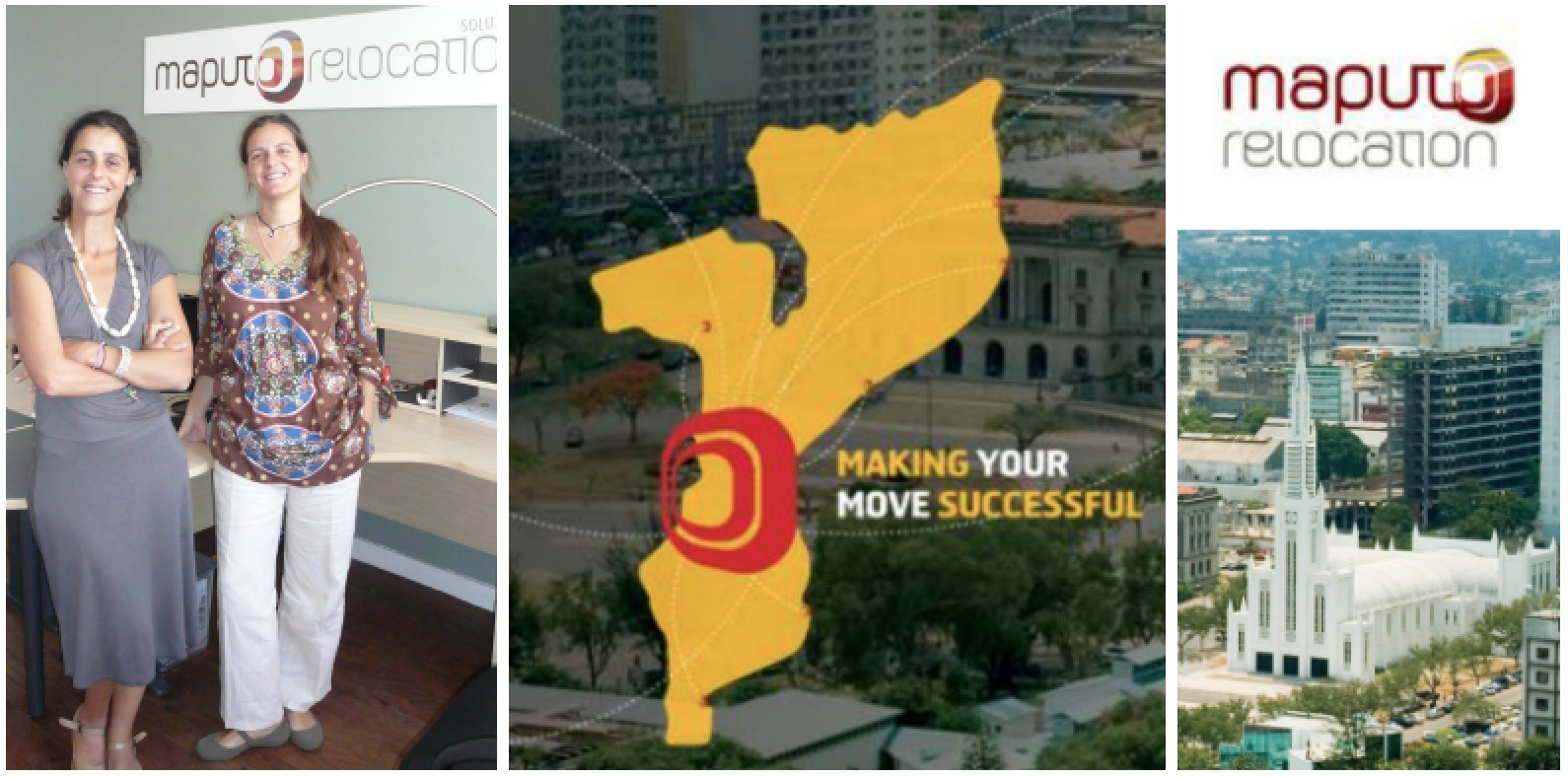 Marta Pinto Coelho Roff is the co-founder of Maputo Relocation Solutions (Mozambique)