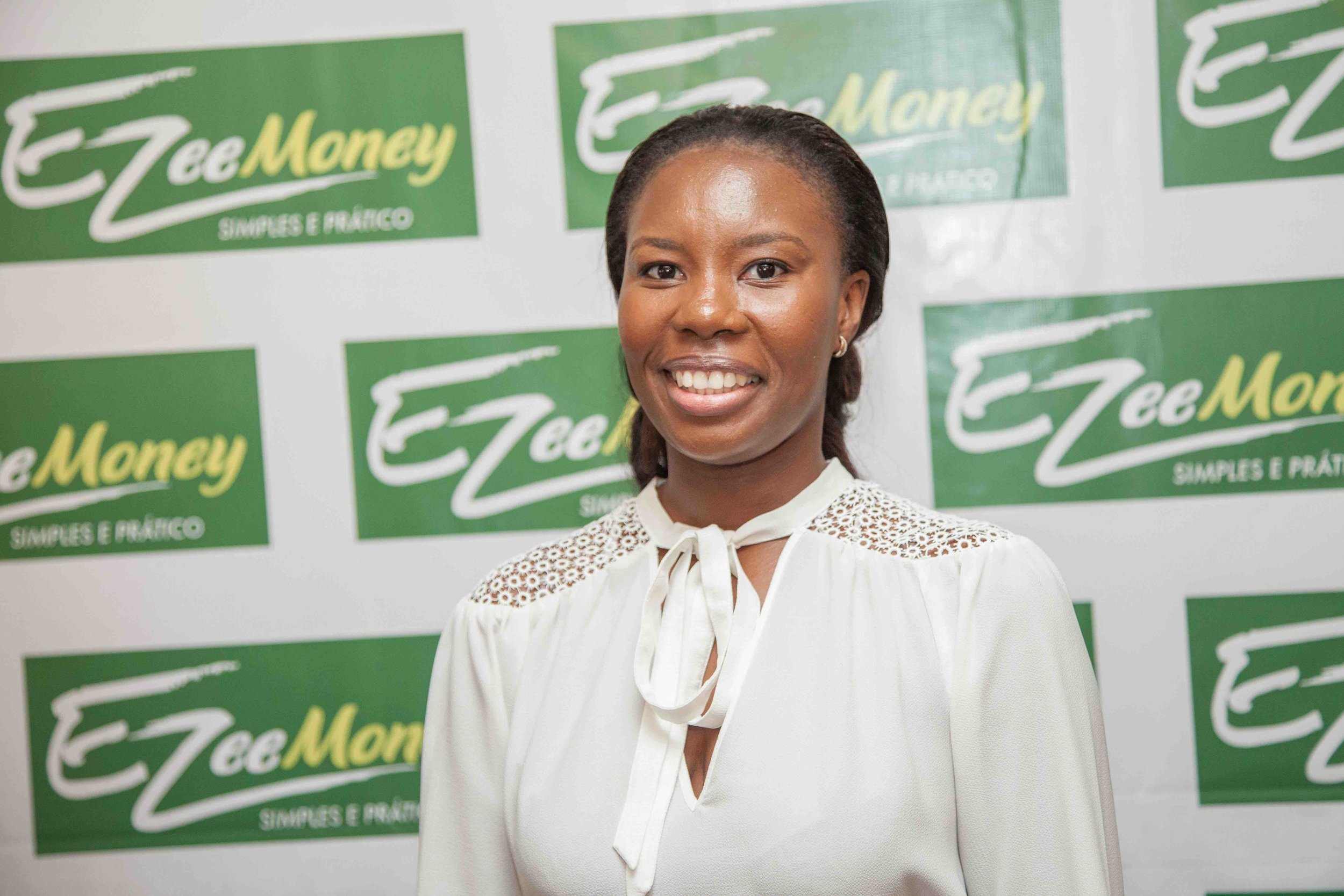 Evandra Cossa,  founder of Ezee Money (Mozambique)