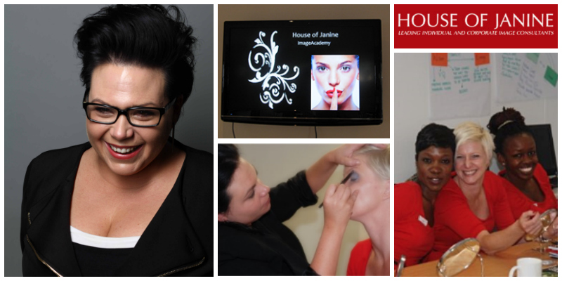 Janine Starkey , founder of  House of Janine  (South Africa)