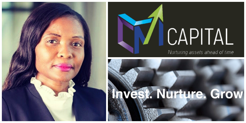 Lindiwe Mafavuneh , founder of  LCM Capital  (Botswana)