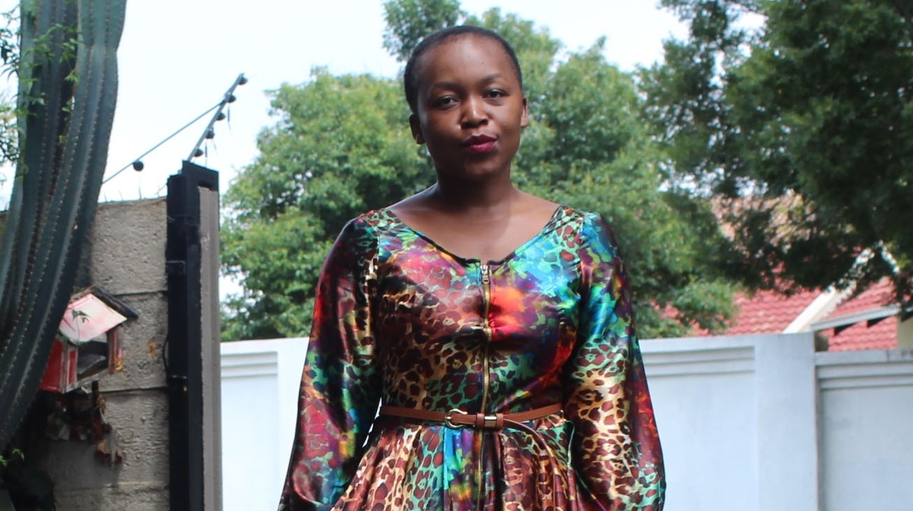 Brigette Mashile, founder of Roka Roko (South Africa)