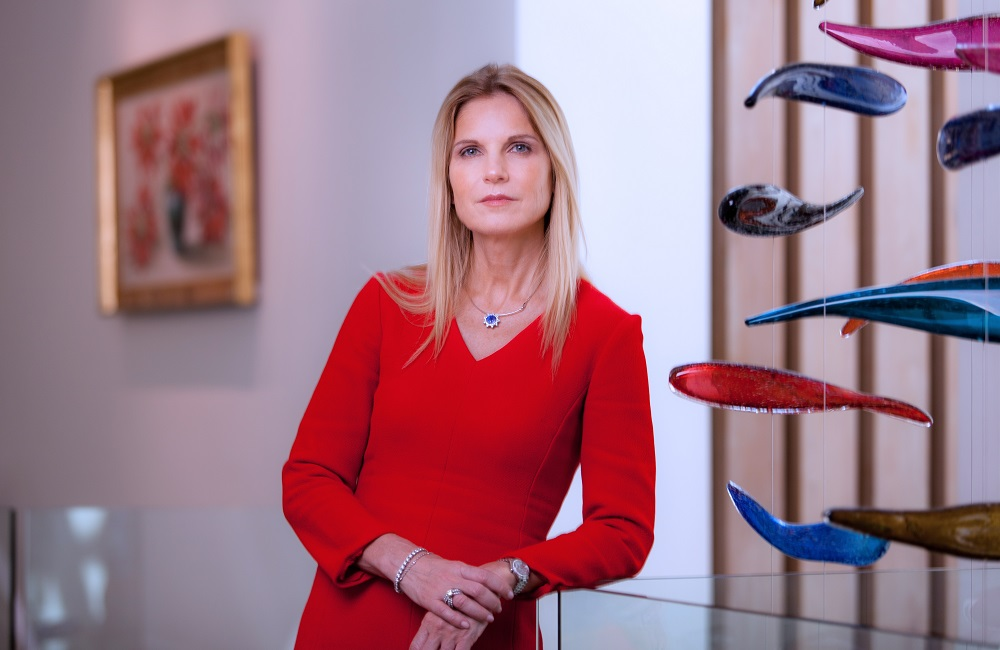 Magda Wierzycka , founder and Chief Executive Officer of  Sygnia Asset Management  (South Africa)