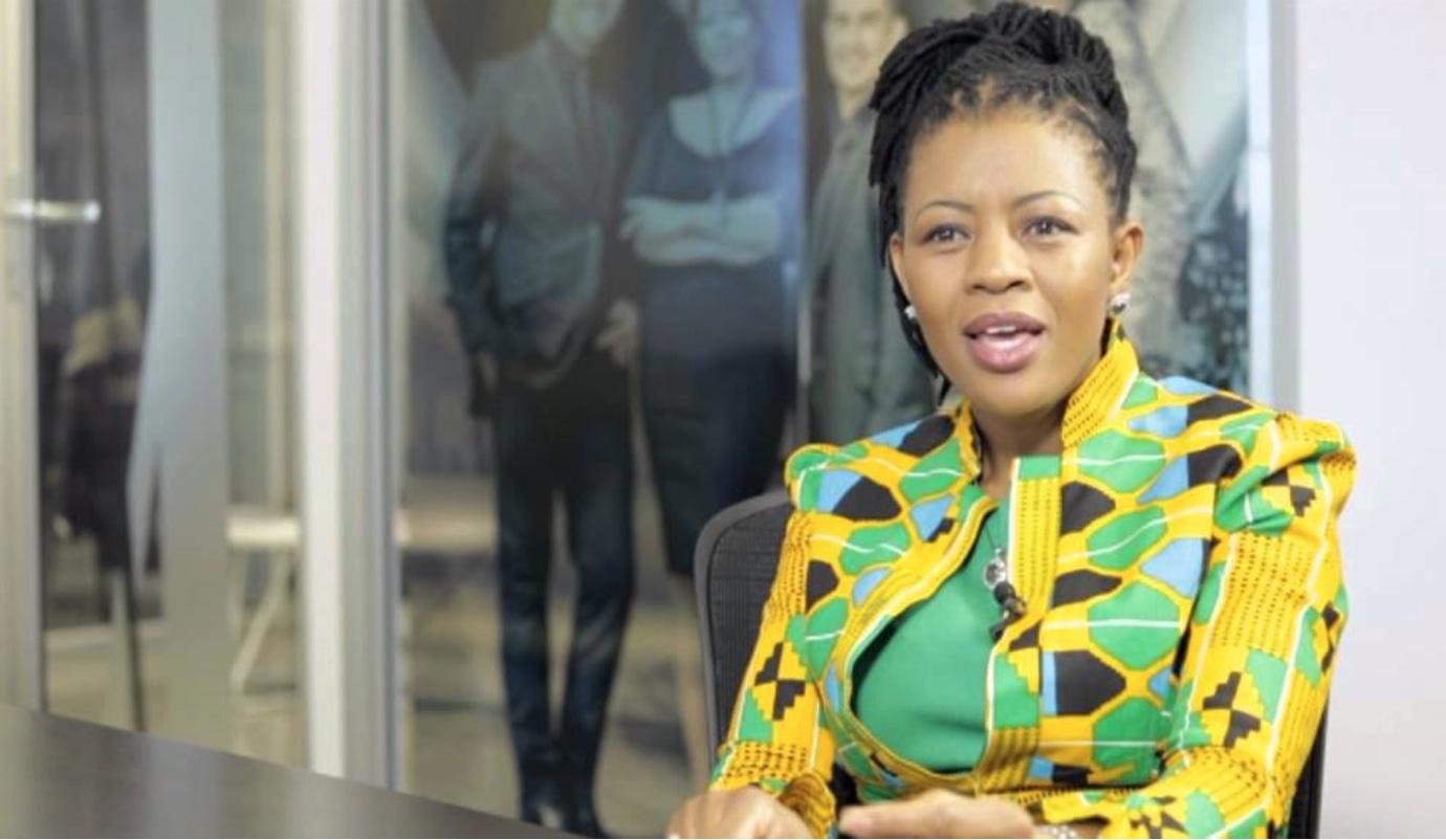 Johanna Mukoki, co-founder of  Travel with Flair