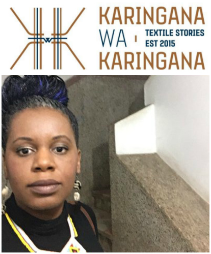 Wacy Zacarias, founder of Karingana Wa Karingana Textiles (Mozambique) - Wacy Zacarias is a Mozambican entrepreneur on a mission to put African textiles on the global map.Karingana Wa Karingana Textiles designs custom prints, develops artisanal textiles, has a customisable online print catalog, and create surface design and print textiles for fashion and homeware industry.Contact or follow Karingana Wa Karingana TextilesFACEBOOK|TWITTER|INSTAGRAM|PINTEREST| EMAIL wacy@karinganawakaringana.com