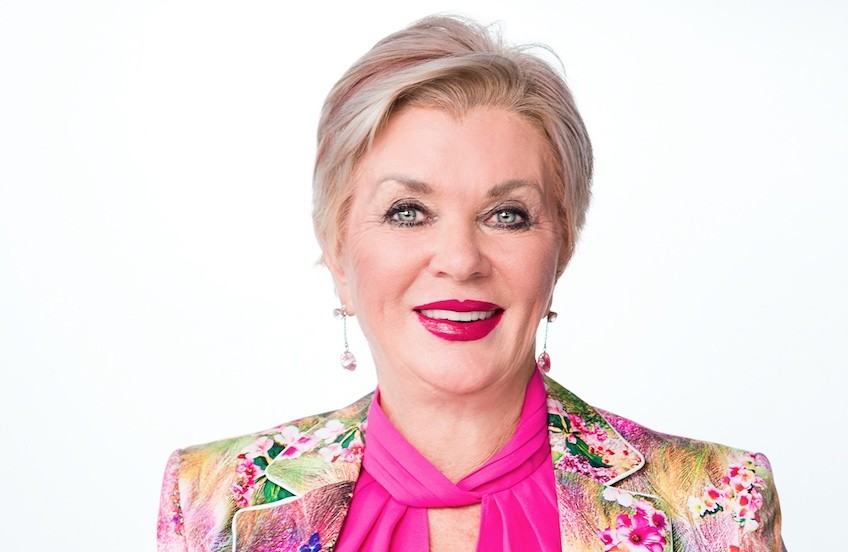 Margaret Hirsch, co-founder of Hirsch's Homestores (South Africa)