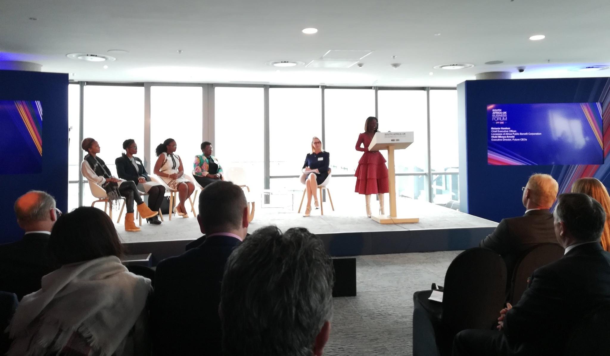 Pioneering Women Entrepreneurs Session