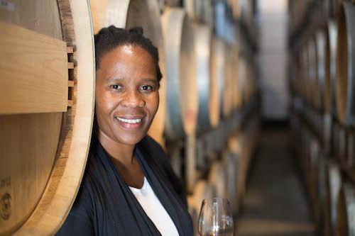 NTSIKI BIYELA - Founder of Aslina WinesCountry: South AfricaSector: Wine-makingWebsite:www.aslinawines.co.za